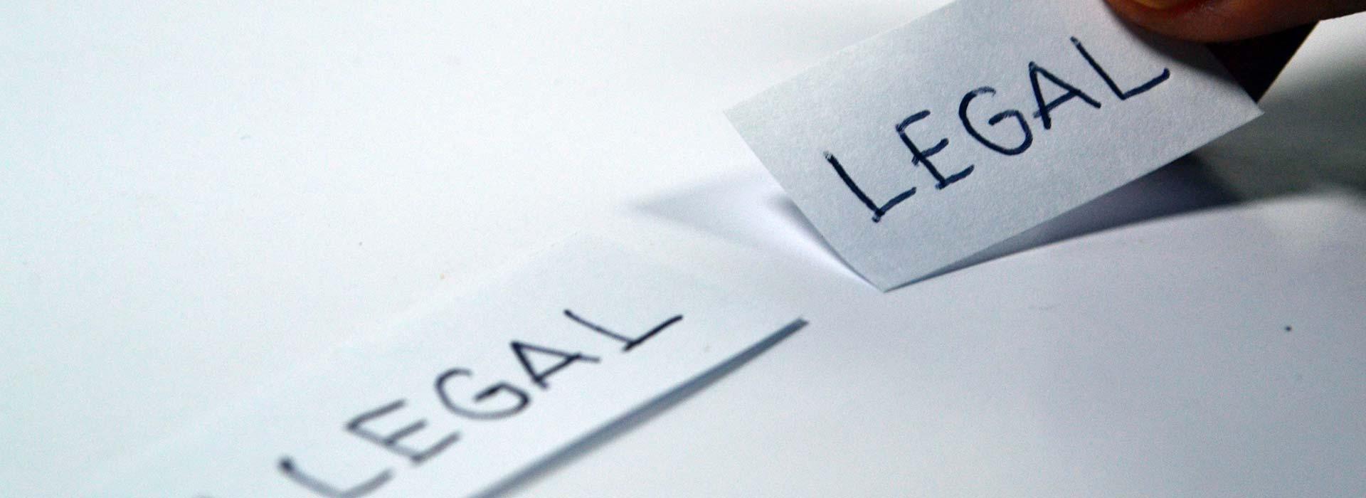 Strafrecht und Ordnungswidrigkeitenrecht in Regen
