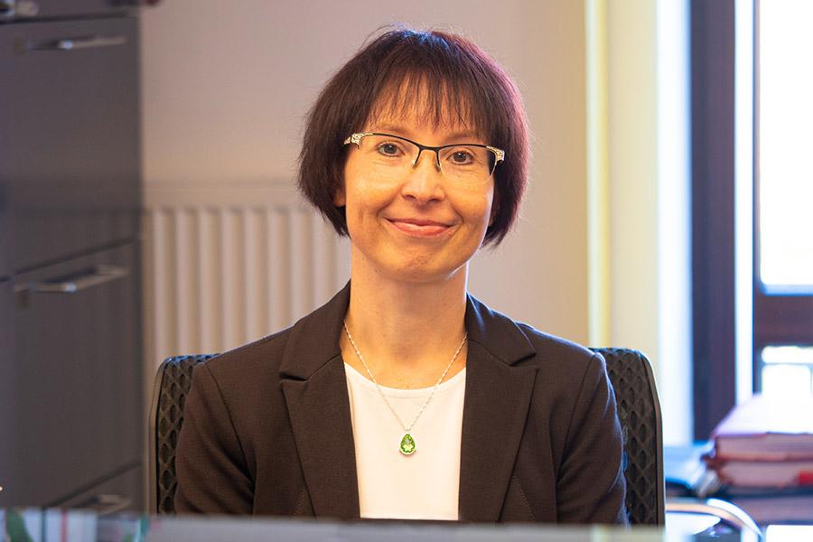 Rechtsfachwirtin/Rechtsanwaltsfachangestellte Verena Puchta